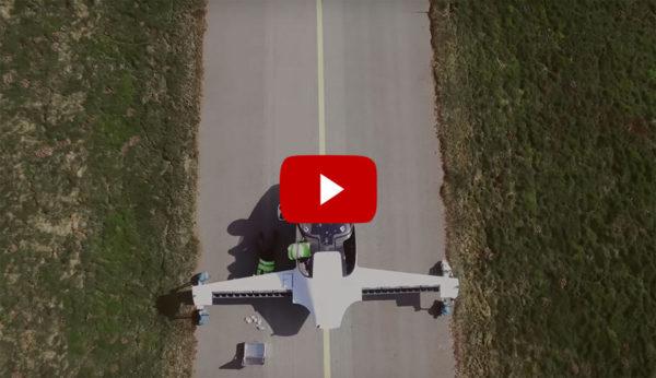 Drohnenaufnahmen für Lilium Aviation