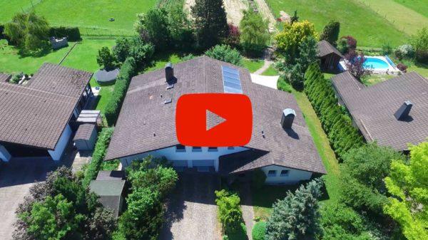Luftaufnahmen für Immobilien-Expose
