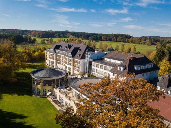 Luftaufnahmen 5S Hotel Steigenberger Bad Wörishofen