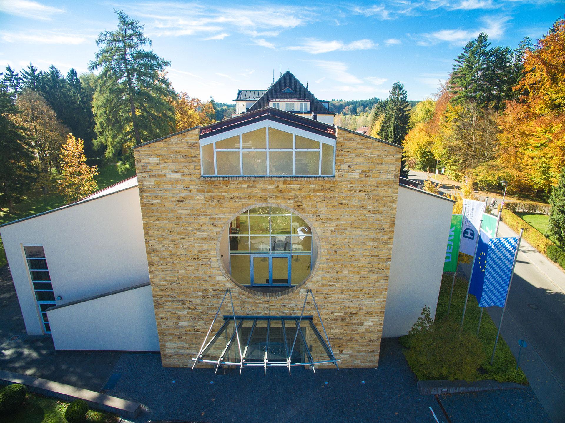 Luftaufnahmen 5s Hotel Steigenberger Bad Worishofen Allgau Drones