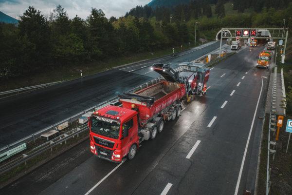 Luftaufnahmen für Bauprojekt in Garmisch Partenkirchen