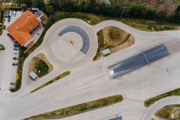 Luftaufnahmen für ADAC Kempten im Allgäu