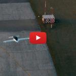 Luftaufnahmen für Flugtaxi Lilium